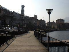 ティチーノ完全シーズンオフにどこへいく? ②ルガーノ湖は暖かかった