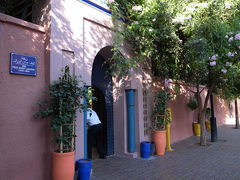 サンローランの愛したマジョレル庭園―マラケシュのオアシスです!