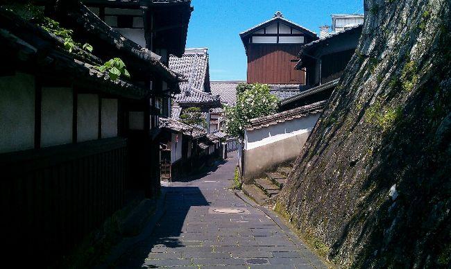 大分県の古都・臼杵から由布院温泉へ旅した時の記憶