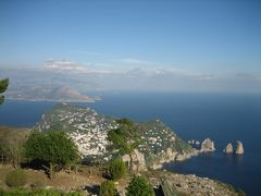 青の洞窟よりもソラーロ山!なカプリ島
