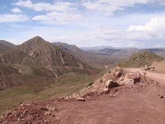 201002南米縦断の旅 ウユニ①(ボリビア)