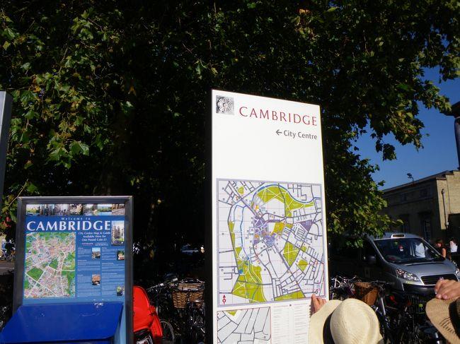 競馬の聖地・ニューマーケットに向かいます。まずは、ロンドン・キングスクロス駅からケンブリッジ・エクスプレス(電車)でケンブリッジへ行き、さらにケンブリッジのシティセンターからバスに乗ってニューマーケットに行きました。前行ったときとずいぶん変わっていました。