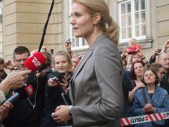 2歳子連れ11年ぶりのラトビア、そして北欧へ 07 若きデンマーク首相と遭遇