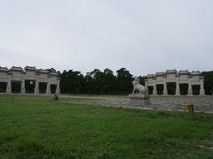 清の陵墓を訪ねるその6 清西陵へ