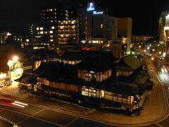 松山・道後温泉1泊旅行(2011年7月)