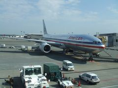 AA175便、AA675便、AA5821便(JL9便とのコードシェア)搭乗記
