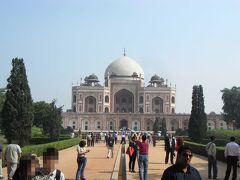 【出張、出張】Curry、 Curry、毎日Curry。Delhi市内観光編