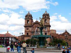 2011夏休み 初めてのペルー13日間周遊(4)世界遺産クスコ市街
