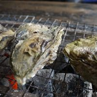 能登牡蠣を食べて、そのあとクリスマスリースを作る!