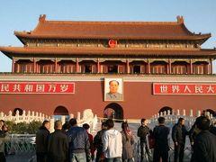 中国国際航空で行く北京 201111