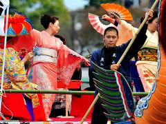 2011 京都「嵐山もみじ祭」&「夕霧祭」