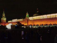 ロシアの定番観光地になるべく自力で行ってみた その1 モスクワ