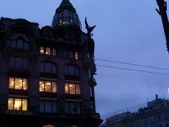 ロシアの定番観光地になるべく自力で行ってみた その2 サンクトペテルブルク