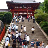 日本三大八幡宮のひとつ・鶴岡八幡宮