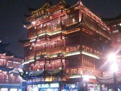 中国国際航空で行く上海 201111