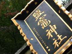 家族たび@鹽竈神社2011秋(日帰り)