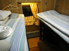 旧ソ連時代の遺物:夜行列車にのってシェキへ ~コーカサス3か国+モスクワ旅行19日間・4~