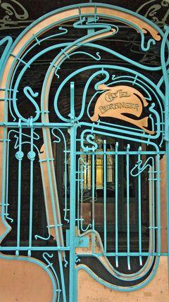 晩秋のパリ旅行(5)アール・ヌーヴォー建築巡りとル・コルビジュエのラ・ロシュ邸
