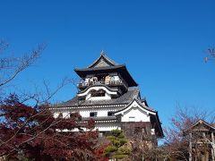 ぶらり日本の城めぐりその31<秋色の犬山城>と犬山ローレライ麦酒館で麦酒飲み比べの旅