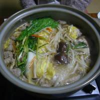 津山でまったりキジ鍋