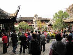 中国江南の旅(1)・・錦渓と蘇州(留園、山塘街、寒山寺)を訪ねて