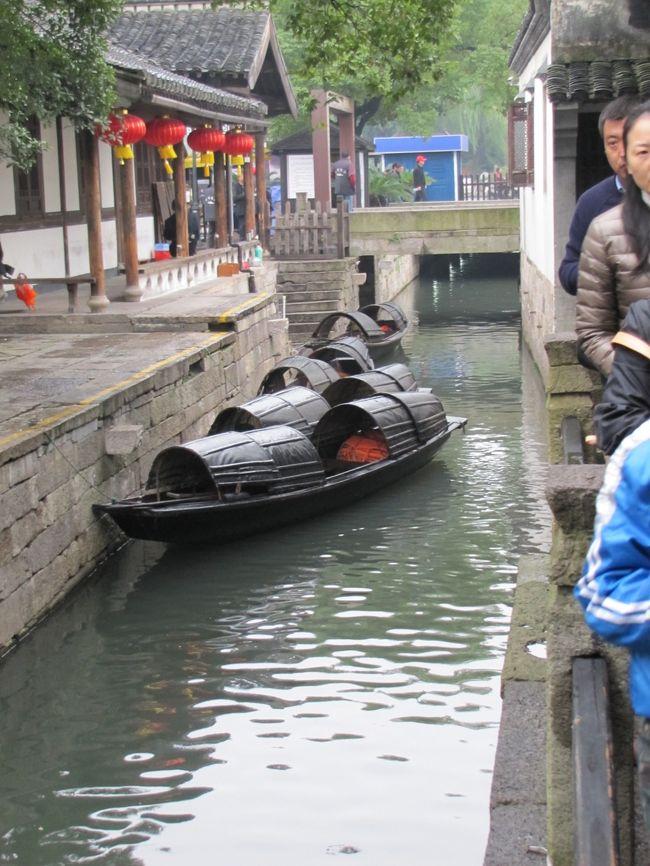 中国江南の旅(4)・・杭州(西湖遊覧、西冷印社、六和塔)と魯迅の故里紹興を訪ねて