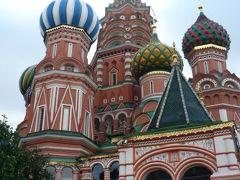 2011年9月/南欧♯5<番外>モスクワ