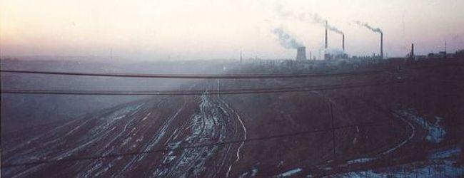 弾丸中国0012 「巨大炭鉱の街」  〜撫...