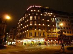 初冬ルクセンブルクのグルメな旅♪ Vol3(第1日目夜) ☆世界遺産ルクセンブルク旧市街の素敵なホテル「Grand Hotel Cravat」♪
