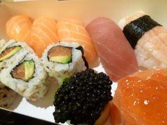 初冬ルクセンブルクのグルメな旅♪ Vol5(第1日目夜) ☆世界遺産ルクセンブルク旧市街で寿司を食べる♪