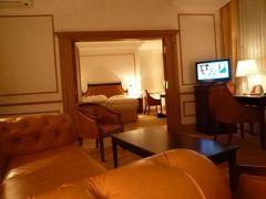 初冬ルクセンブルクのグルメな旅♪ Vol6(第1日目夜) ☆世界遺産ルクセンブルク旧市街のホテルでリラックス♪