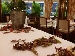 初冬ルクセンブルクのグルメな旅♪ Vol7(第2日目朝) ☆世界遺産ルクセンブルク旧市街のホテル「Grand Hotel Cravat」の優雅な朝食を頂く♪
