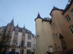 初冬ルクセンブルクのグルメな旅♪ Vol8(第2日目朝) ☆世界遺産ルクセンブルク旧市街の幻想的な朝を楽しむ♪