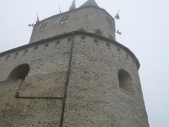 初冬ルクセンブルクのグルメな旅♪ Vol12(第2日目午前) ☆ヴィアンデン(Vianden)のお城「ヴィアンデン城」を観光:前半♪