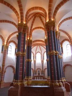 初冬ルクセンブルクのグルメな旅♪ Vol13(第2日目午前) ☆ヴィアンデン(Vianden)のお城「ヴィアンデン城」を観光:後半♪