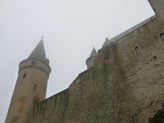 初冬ルクセンブルクのグルメな旅♪ Vol14(第2日目午前) ☆ヴィアンデン(Vianden)の「ヴィアンデン城」の外観を鑑賞♪