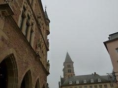 初冬ルクセンブルクのグルメな旅♪ Vol17(第2日目午後) ☆エシュテルナッハ(Echternach)の旧市街と聖ウィリブロード修道院を観光♪