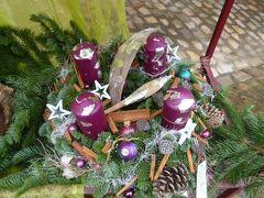 初冬ルクセンブルクのグルメな旅♪ Vol18(第2日目午後) ☆エシュテルナッハ(Echternach)の旧市街のカフェと美しいクリスマス♪
