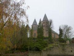 初冬ルクセンブルクのグルメな旅♪ Vol19(第2日目午後) ☆エシュテルナッハ(Echternach)の聖ピエールポール教会♪