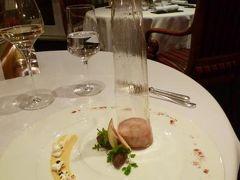 初冬ルクセンブルクのグルメな旅♪ Vol22(第2日目夜) ☆世界遺産ルクセンブルクのミシュラン3星フランス料理レストラン「Clairefontaine」で優雅なディナー♪