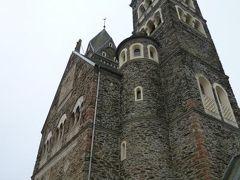 初冬ルクセンブルクのグルメな旅♪ Vol24(第3日目午前) ☆クレルヴォー(Clervaux)の美しい教会「ダミアン教会」を観光♪