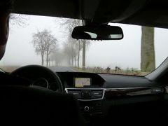 初冬ルクセンブルクのグルメな旅♪ Vol27(第3日目午前) ☆クレルヴォー(Clervaux)からベンツでエッシュ・シュル・シュール(Esch-sur-Sure)へ♪