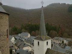 初冬ルクセンブルクのグルメな旅♪ Vol29(第3日目午後) ☆エッシュ・シュル・シュール(Esch-sur-Sure)の幻想的な中世の古城♪