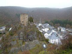 初冬ルクセンブルクのグルメな旅♪ Vol31(第3日目午後) ☆エッシュ・シュル・シュール(Esch-sur-Sure)の中世の見張り塔から美しい城下町を眺める♪