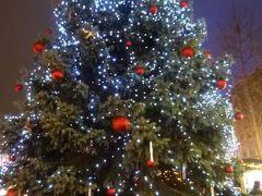 初冬ルクセンブルクのグルメな旅♪ Vol33(第3日目夜) ☆世界遺産ルクセンブルク旧市街の美しいクリスマス市がオープン♪