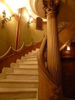 初冬ルクセンブルクのグルメな旅♪ Vol36(第4日目朝) ☆世界遺産ルクセンブルクの「Grand Hotel Cravat」の朝食とホテル探検♪
