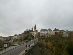 初冬ルクセンブルクのグルメな旅♪ Vol41(第4日目午前) ☆世界遺産ルクセンブルク ボックの砲台から旧市街へ歩く♪