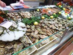 初冬ルクセンブルクのグルメな旅♪ Vol44(第4日目昼) ☆世界遺産ルクセンブルクの有名なレストラン「La Lrraine」で旬の生牡蠣を頂く♪