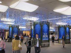 「もうすぐクリスマス!」福岡の風景⑤博多駅、天神にて