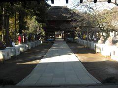 茂林寺の冬